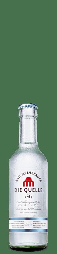 Bad Meinberger Mineralwasser Gastro klein ohne Kohlensäure
