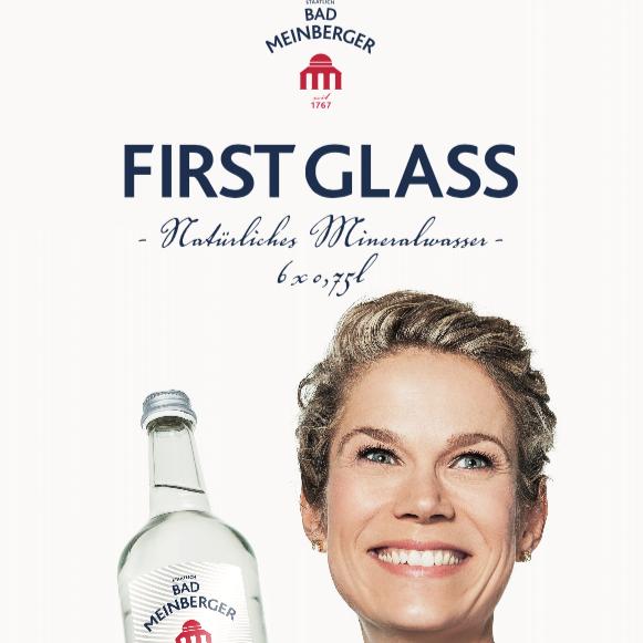 First Glass Produktblatt